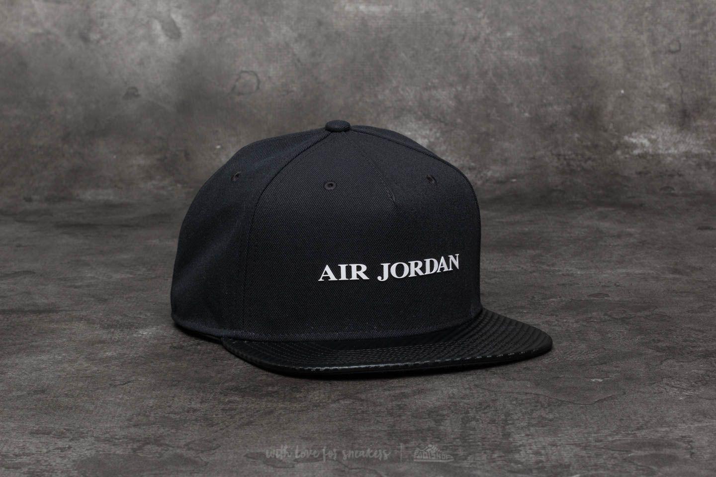 2c4289b50fb Jordan Jordan Jumpman AJ10 Pro Cap Black