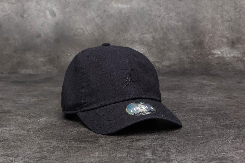 715a9ceb6ea635 Jordan H86 Jumpman Washed Cap Black
