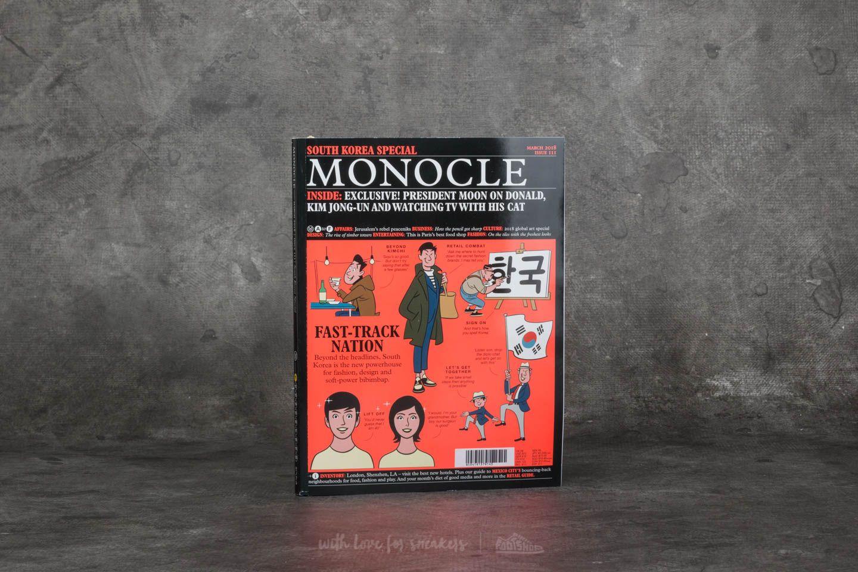 Monocle Magazine March 2018 za skvělou cenu 99 Kč koupíte na Footshop.cz