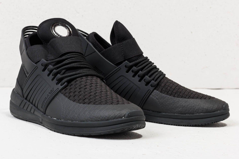 Men's shoes Supra Skytop V Black-Black
