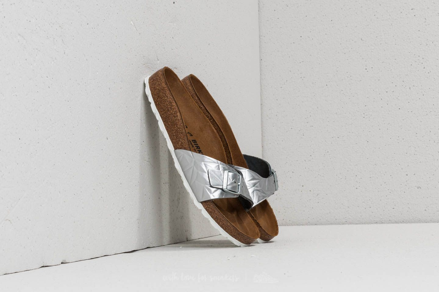 Birkenstock Madrid BS Spectral Silver at a great price 52 € buy at Footshop 3086e8d9ba3