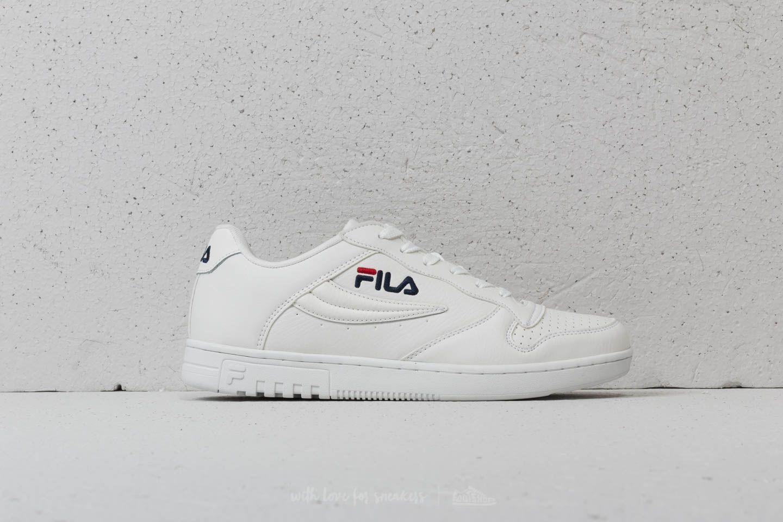 FILA FX100 Low White | Footshop