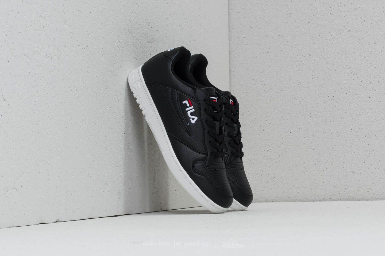 FILA FX100 Low Black | Footshop