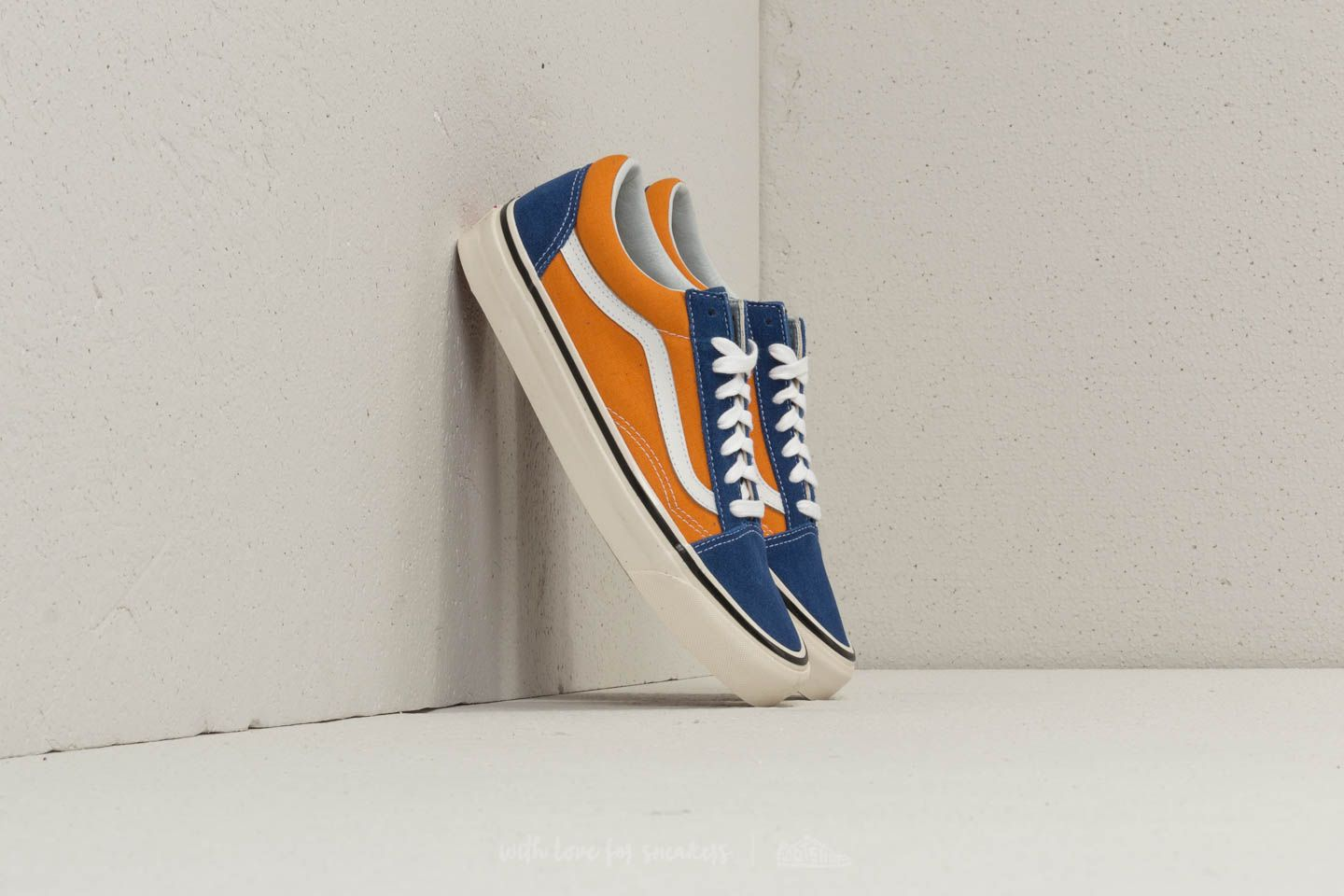905cb655234b Vans Old Skool 36 DX (Anaheim Factory) OG Blue