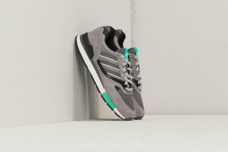 Men's shoes adidas Quesence Grey Three