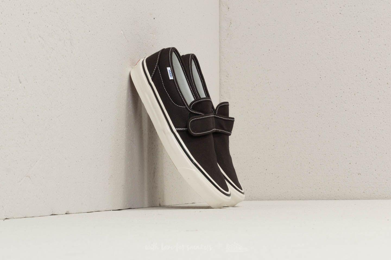 358945e09a Vans Slip-On 47 DX (Anaheim Factory) Black