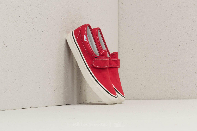 Vans Slip-On 47 V DX (Anaheim Factory) OG Red za skvělou cenu 1 790 Kč koupíte na Footshop.cz
