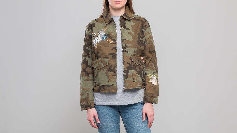 Levi's® Caroline Jacket Phalarope Olivine za skvělou cenu 1 190 Kč koupíte na Footshop.cz