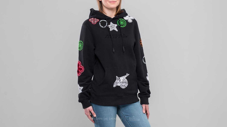 Opening Ceremony Crochet Flower Hoodie Black za skvělou cenu 3 180 Kč koupíte na Footshop.cz