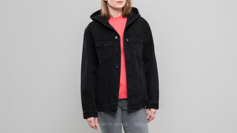 adidas x NAKED Denim Jacket Black