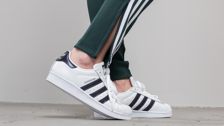 adidas Superstar Track Pant Mineral Green | Footshop