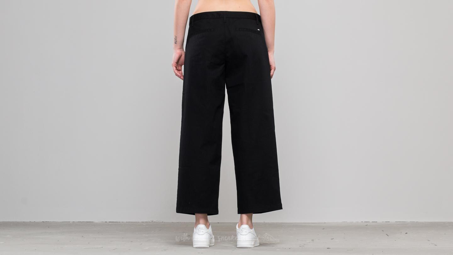 c36a374c2a Vans Authentic Wide Leg Trousers Black at a great price 28 € buy at Footshop