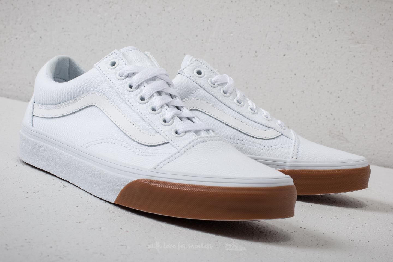 shoes Vans Old Skool (Gum Bumper) True