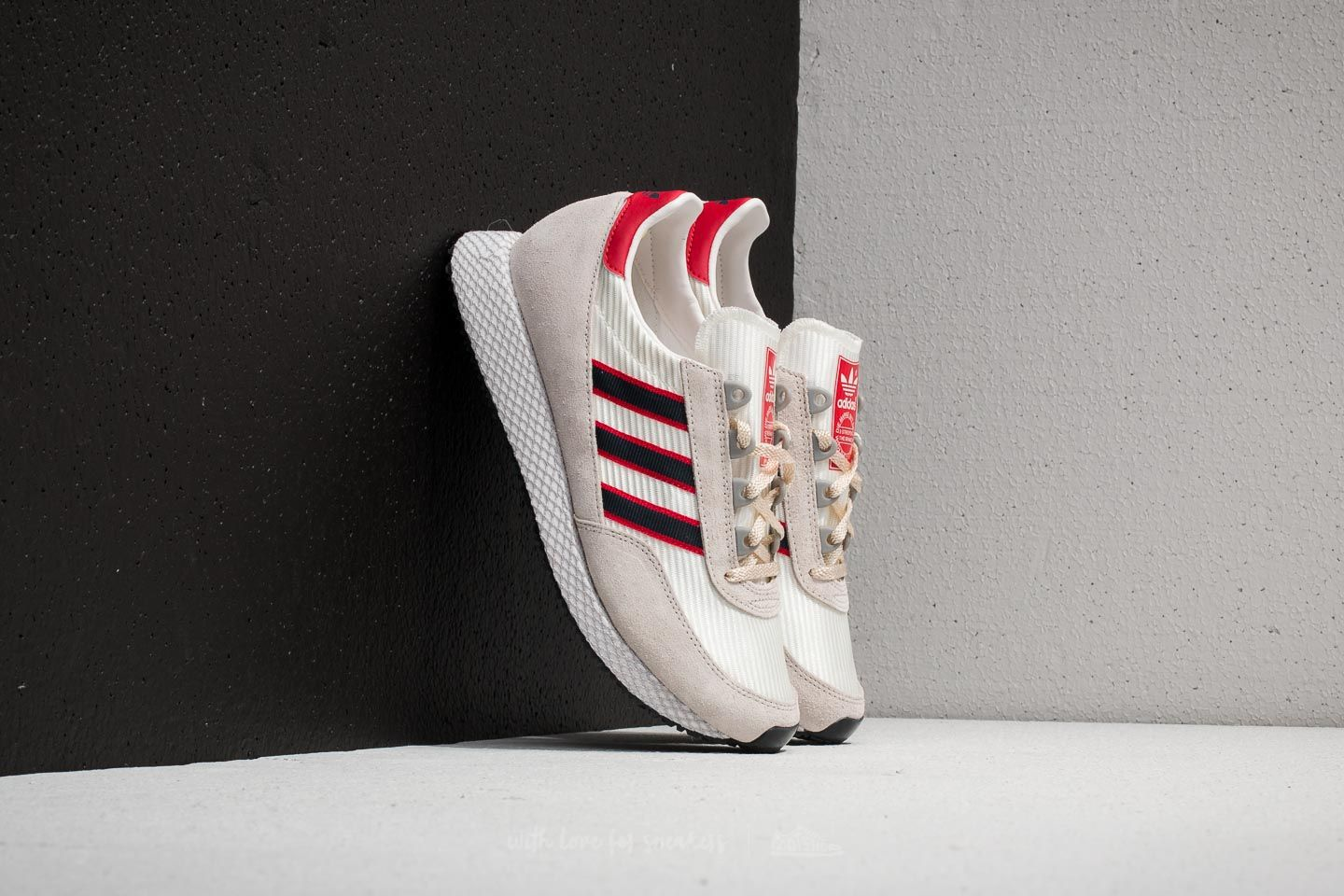 newest 06896 b6d67 adidas Glenbuck SPZL Clear Brown Off White Clear Granite at a great price  £