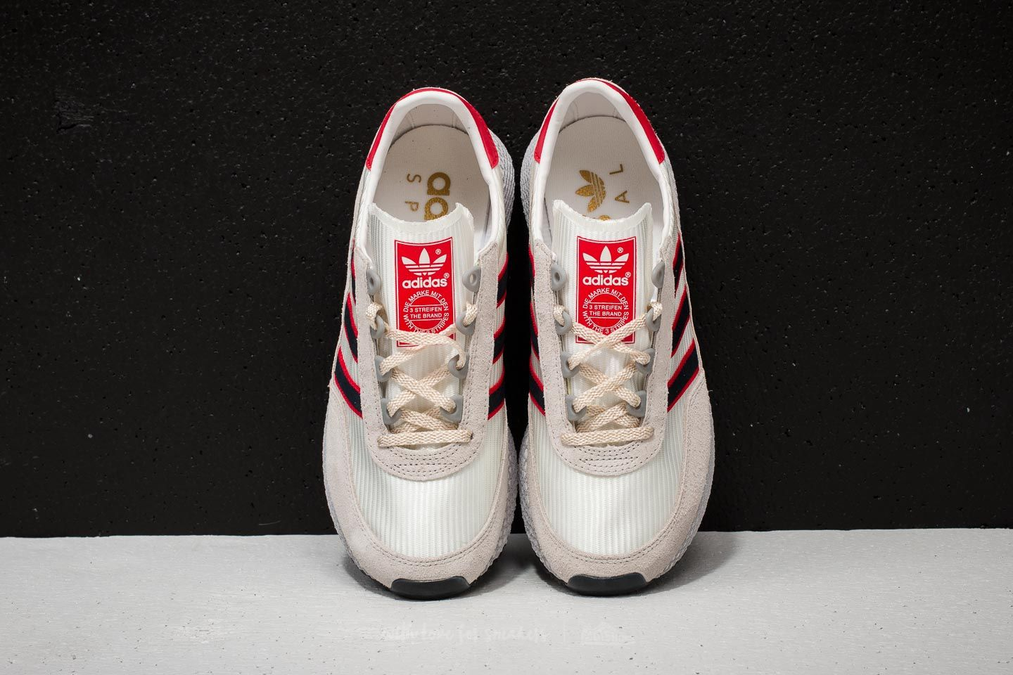 newest 2c207 303aa adidas Glenbuck SPZL Clear Brown Off White Clear Granite at a great price  £