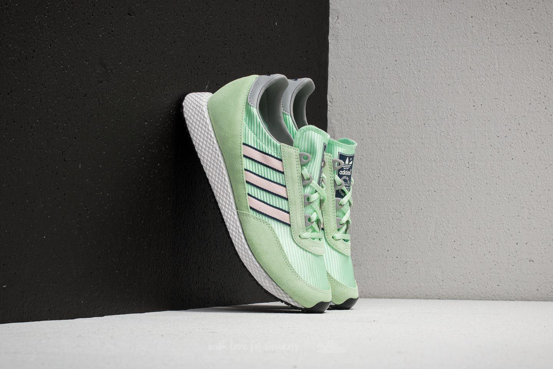 adidas Glenbuck SPZL Mist Jade/ Icey Pink/ Supplier Colour za skvělou cenu 1 590 Kč koupíte na Footshop.cz