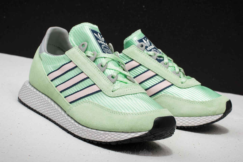 best cheap 5b9b3 7154a adidas Glenbuck SPZL Mist Jade Icey Pink Supplier Colour at a great price  58