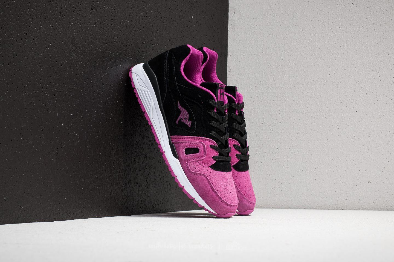 KangaROOS Omnirun Black/ Super Pink at a great price 54 € bestell bei Footshop