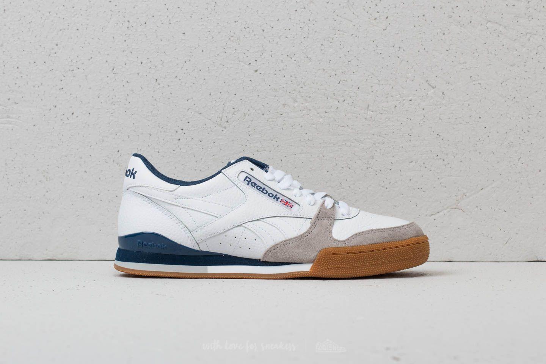 Men's shoes Reebok Phase 1 Pro CV White