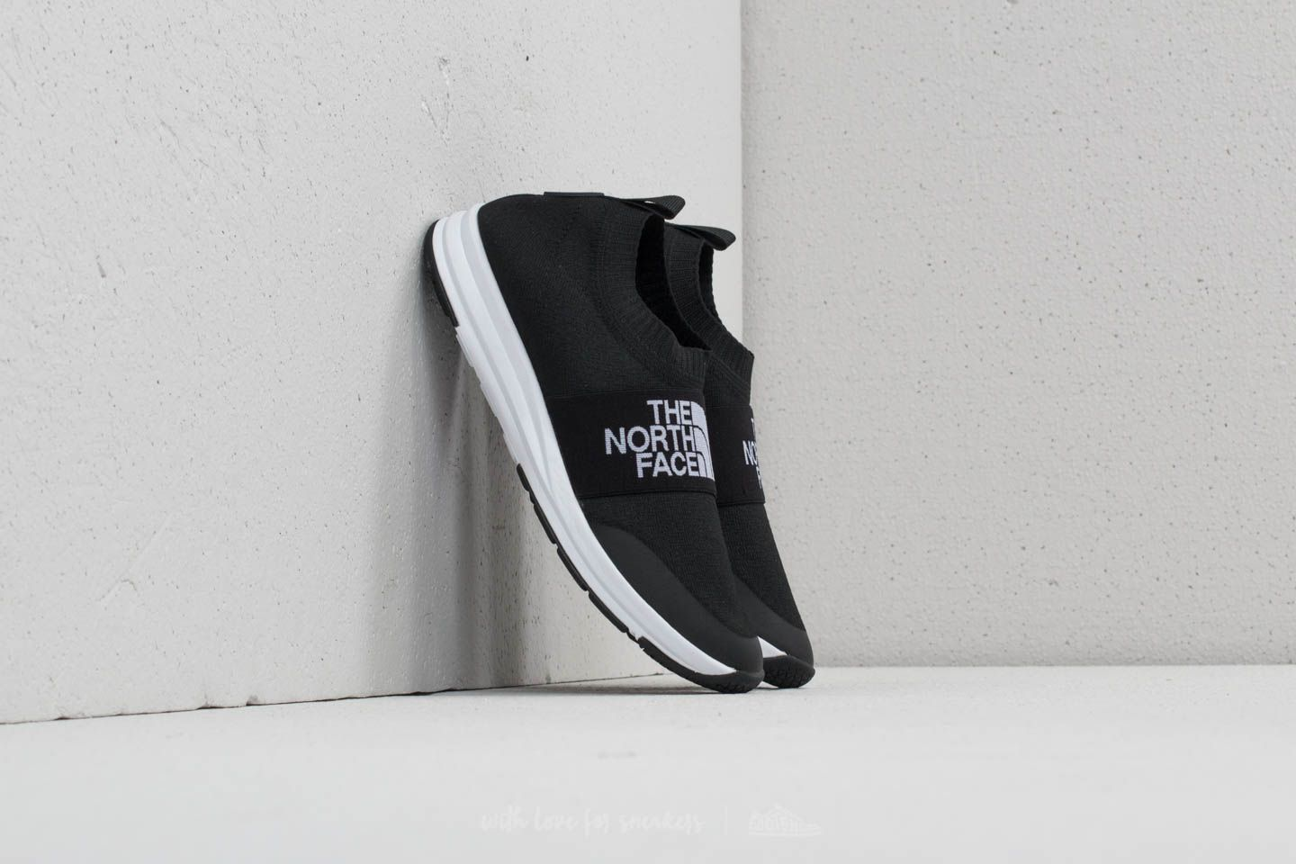ca0343eaf The North Face NSE Traction Knit Moc TNF Black/ TNF Black | Footshop