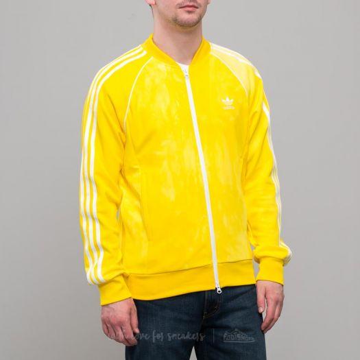 Pharrell Williams x adidas Originals Superstar: Yellow