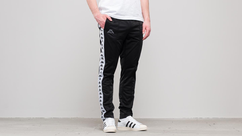 Kappa Sport Trousers Black-White za skvělou cenu 890 Kč koupíte na Footshop.cz