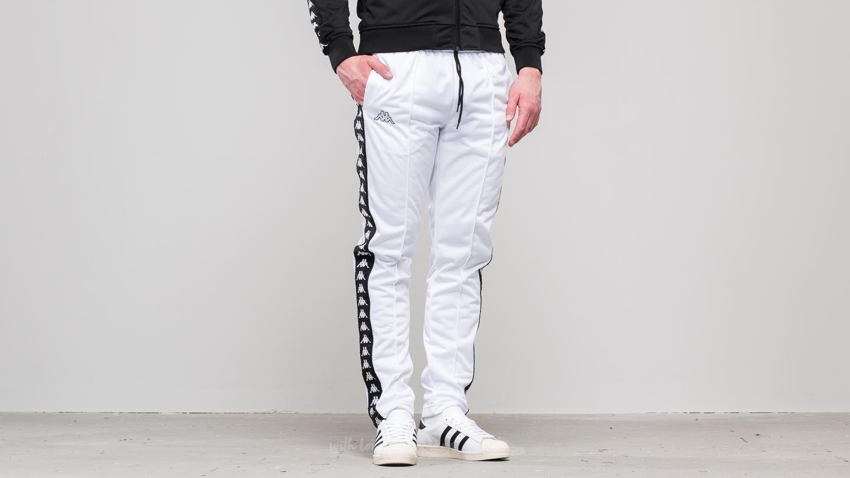 e957b1c384ea16 Kappa Sport Trousers White-Black