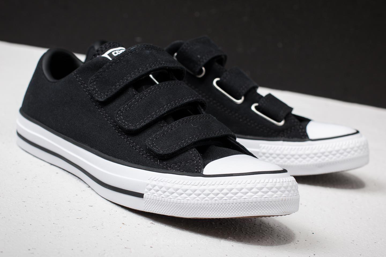 Converse Chuck Taylor All Star 3V OX Black Black White