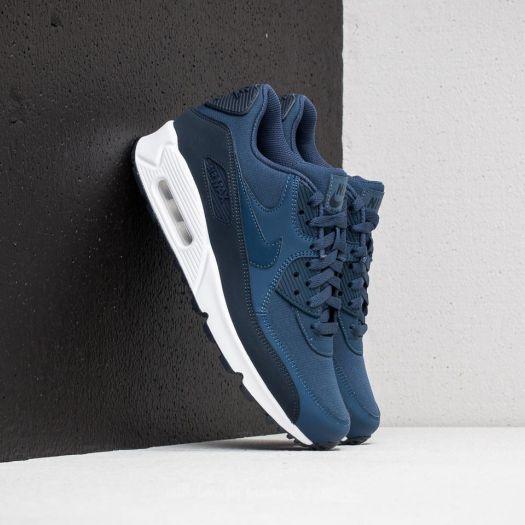 Nike Air Max 90 Essential Obsidian Navy White | Footshop