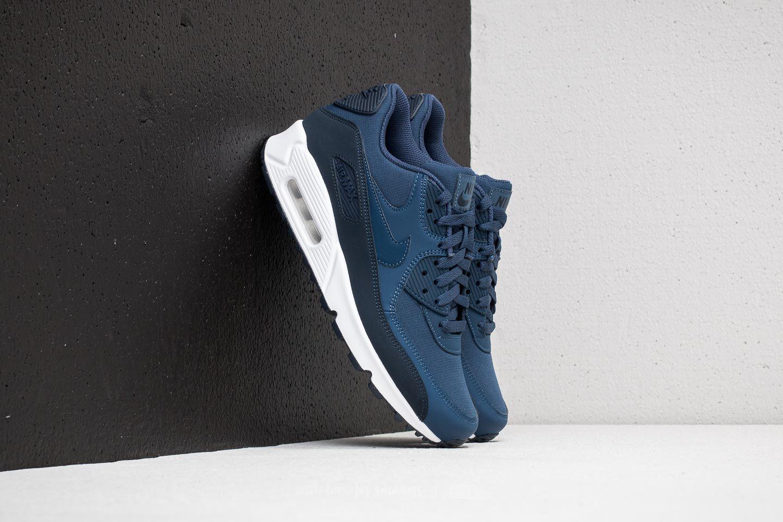 Nike Air Max 90 Essential White Obsidian Pure Platinum Blue