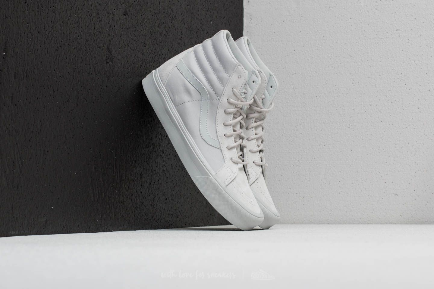 4d9010e9c47b Vans SK8-Hi Reissue Lite (Rains) Cloud  Cloud at a great price