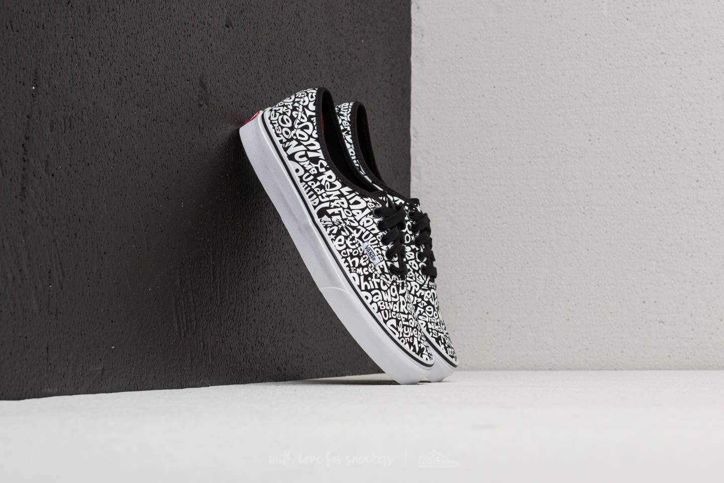 Vans Authentic (A Tribe Called Quest)Tracklist True White