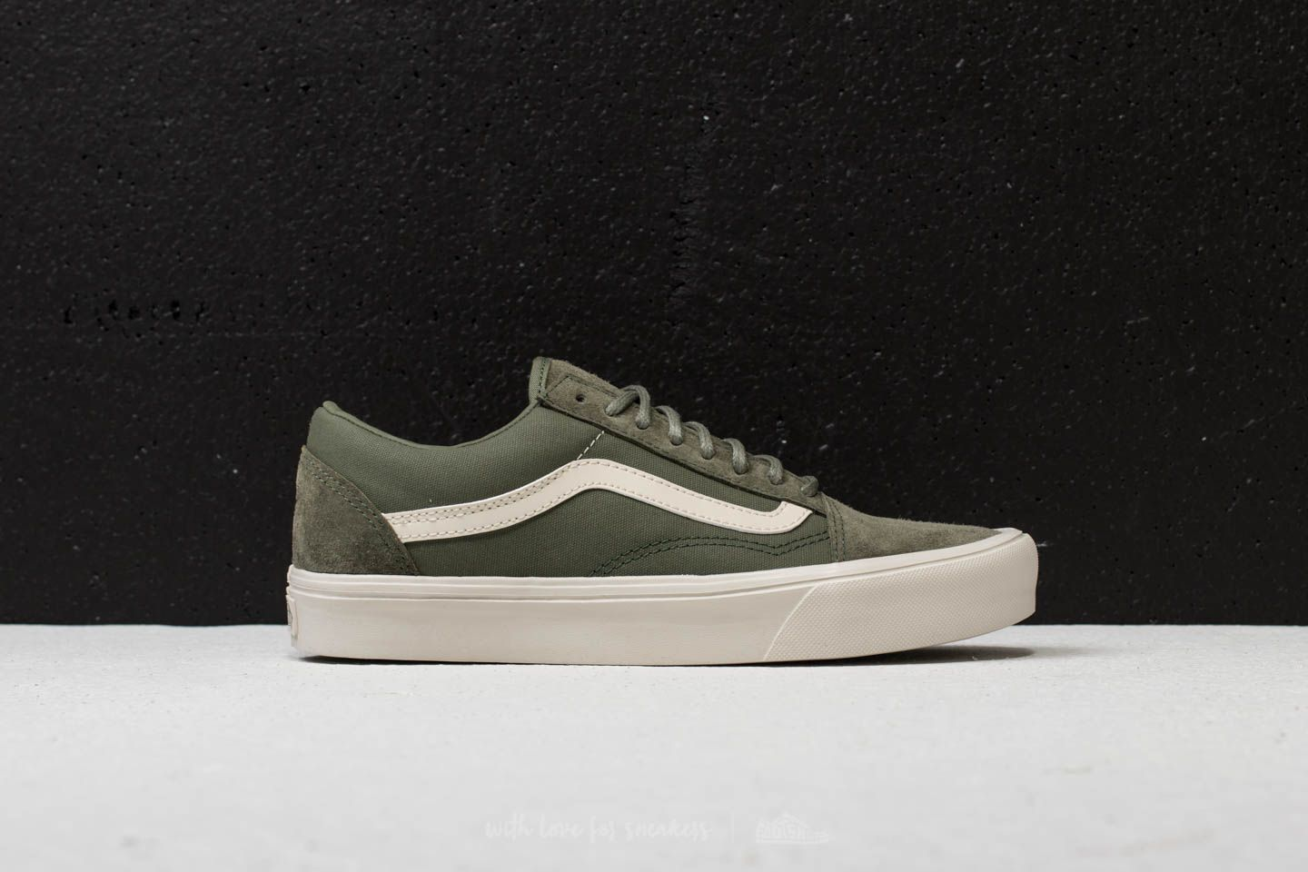 Vans Old Skool Lite (Rains) Clover Turtledove | Footshop