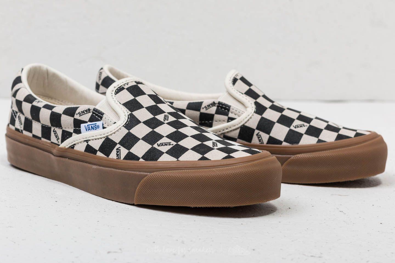 59 LX (Suede) Checkerboard/ Light Gum
