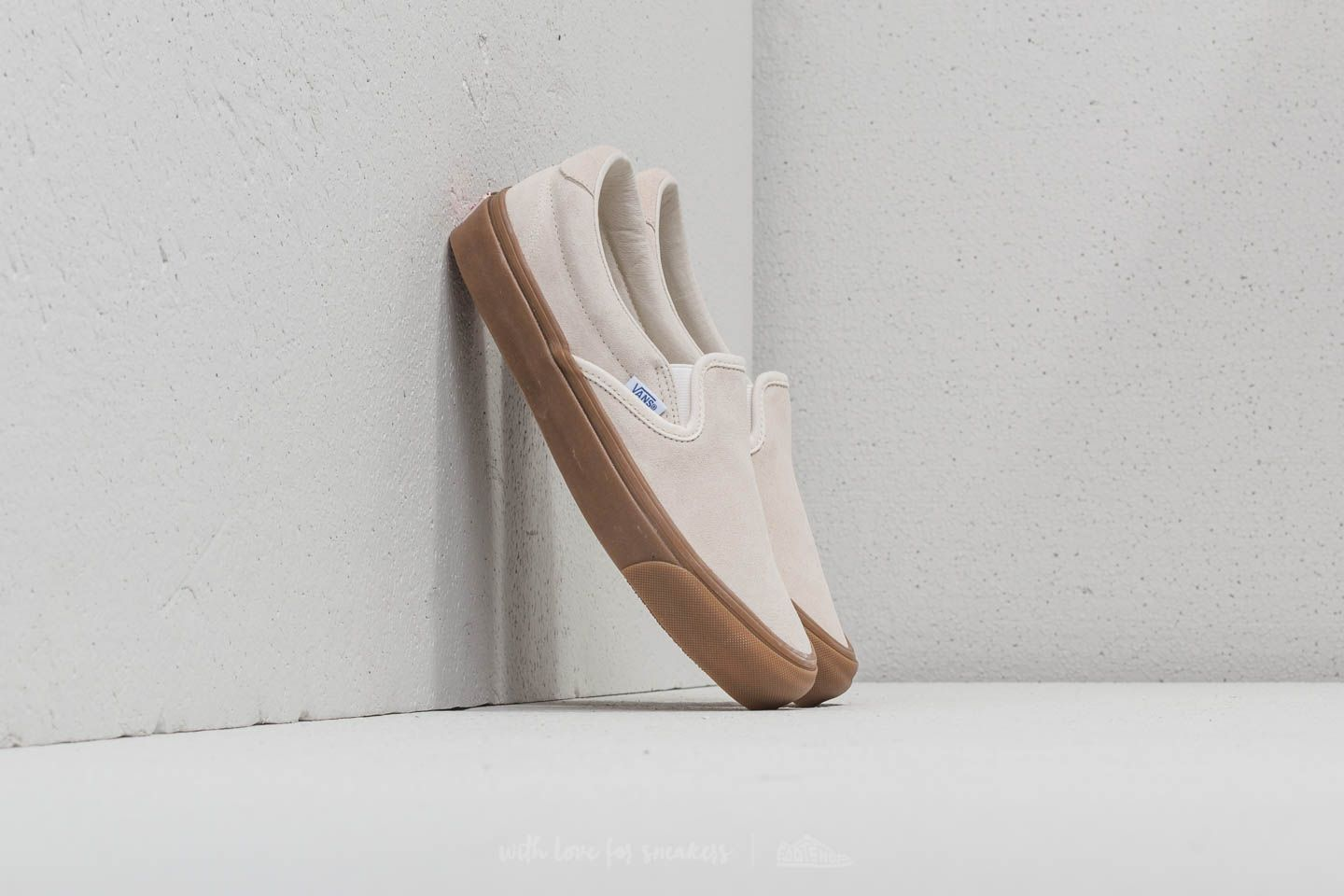 Vans OG Slip-On 59 LX (Suede) Sugar Swizzle