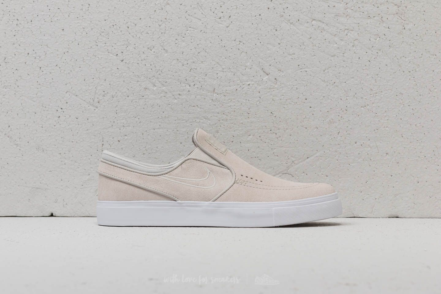 6dd717bea21 Nike Zoom Stefan Janoski Slip White  Light Bone  White at a great price 81