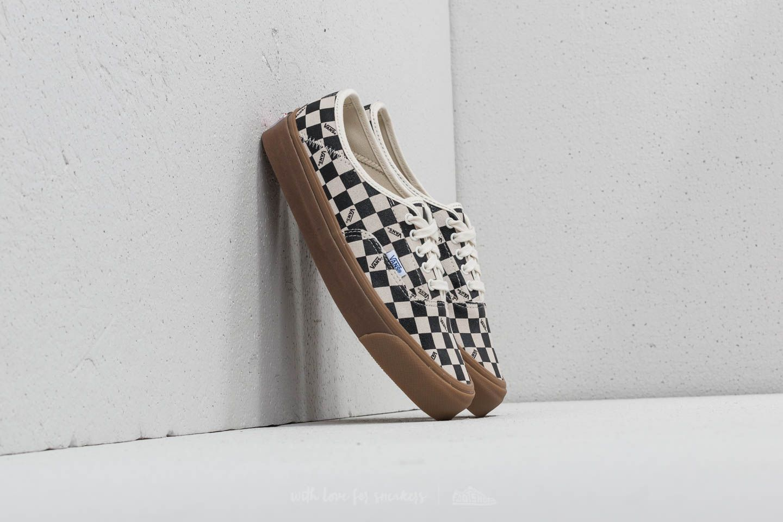 Vans OG Style 43 LX (Suede) Checkerboard/ Gum