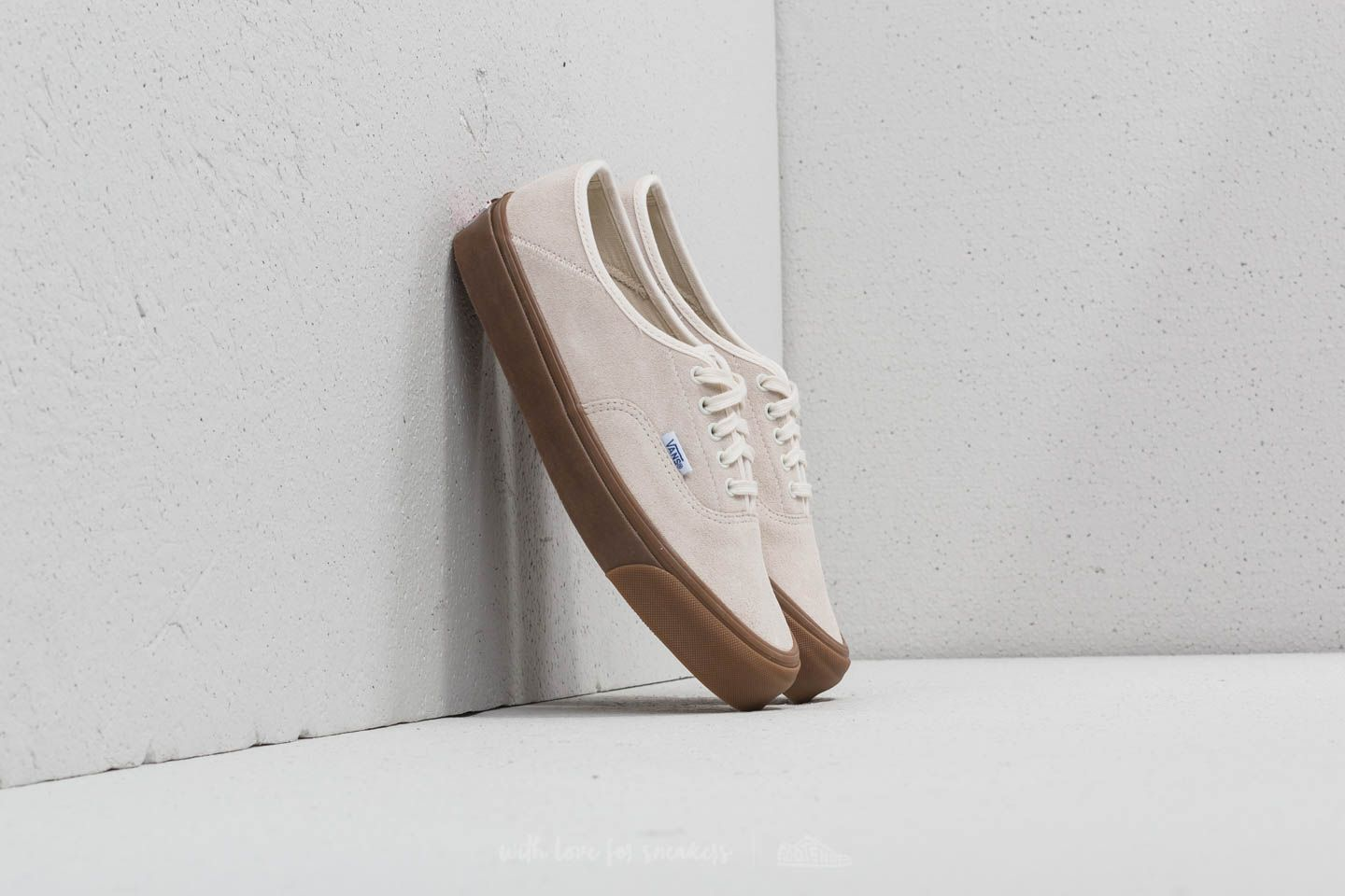 6acd6d05b8 Vans OG Style 43 LX (Suede) Sugar Swizzle  Light Gum at a great