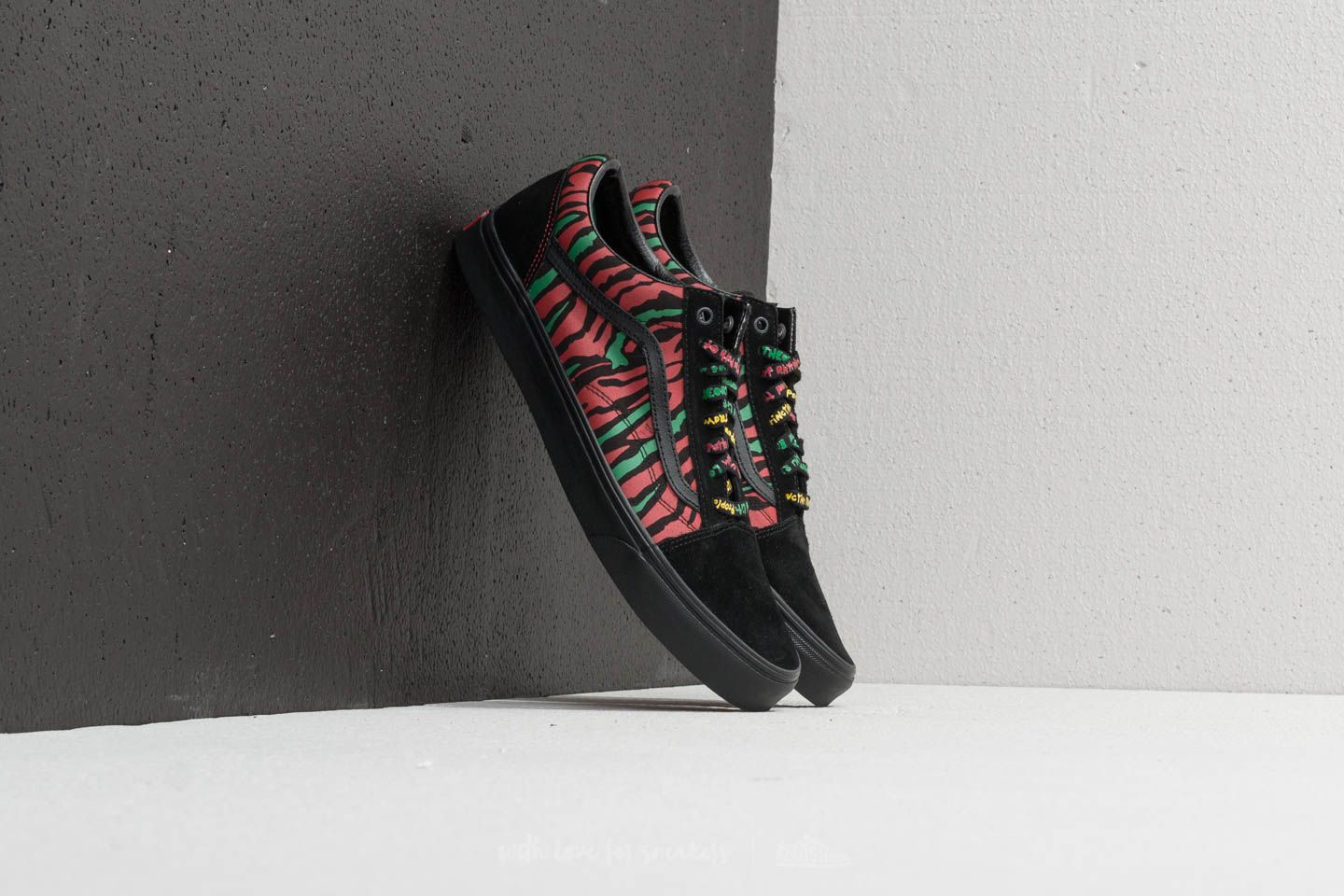 a7e5ce0ea4 Vans Old Skool (A Tribe Called Quest) Black | Footshop