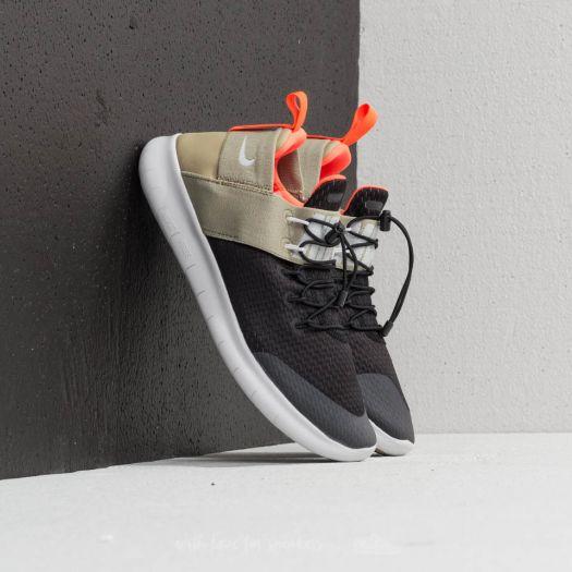Campanilla Brillar Marca comercial  Men's shoes Nike Free Run Commuter 2017 Black/ Vast Grey/ Neutral Olive    Footshop