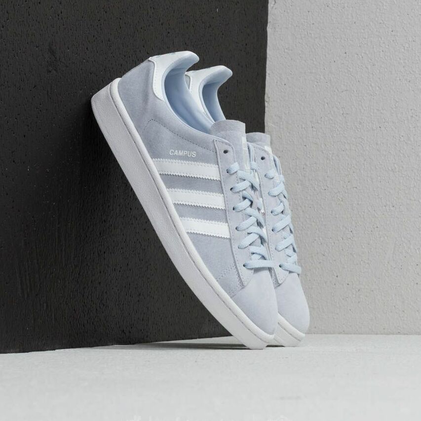 adidas Campus W Aero Blue/ Ftw White/ Crystal White EUR 41 1/3