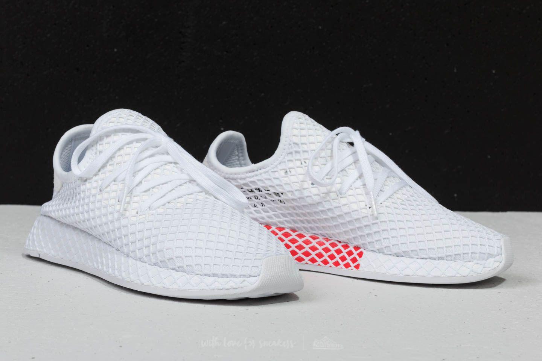 Kid´s shoes adidas Deerupt Runner J Ftw