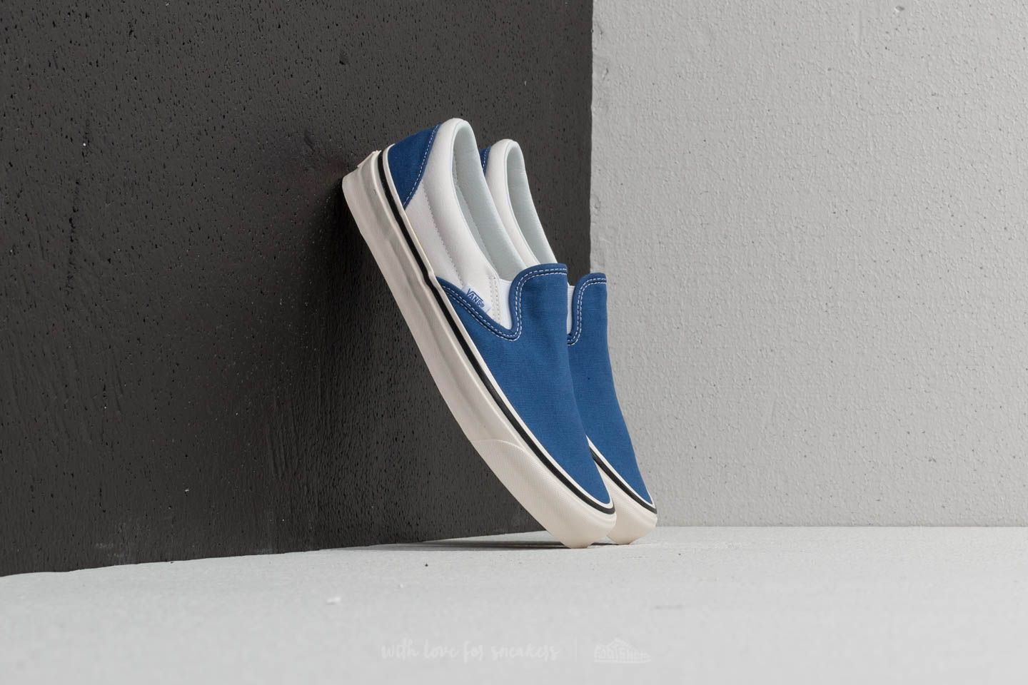 Vans Classic Slip-On (Anaheim Factory) OG Blue