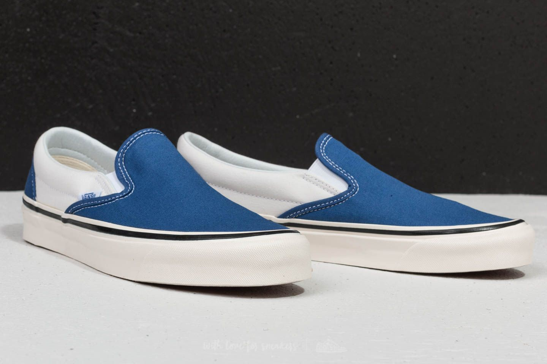 Vans Classic Slip On (Anaheim Factory) OG Blue | Footshop