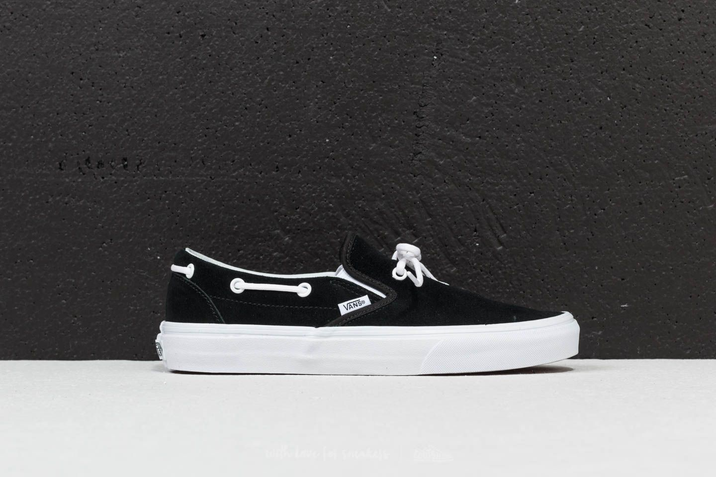 Vans Lacey 72 (Suede) Leather Lace  Black at a great price 52 € 4c98d4ddc