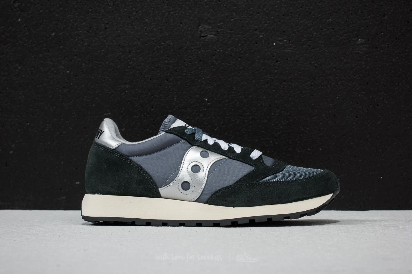 Saucony Jazz Original Vintage Blue  Navy  Silver at a great price 63 € buy 171a82579b85