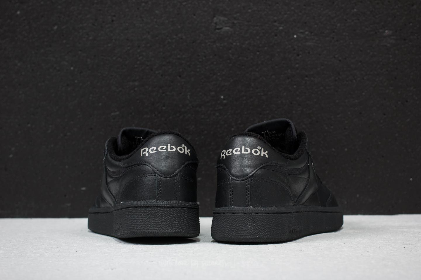 d12f3445eac Reebok Club C 85 Archive Black  Carbon  Excellent Red at a great price 84