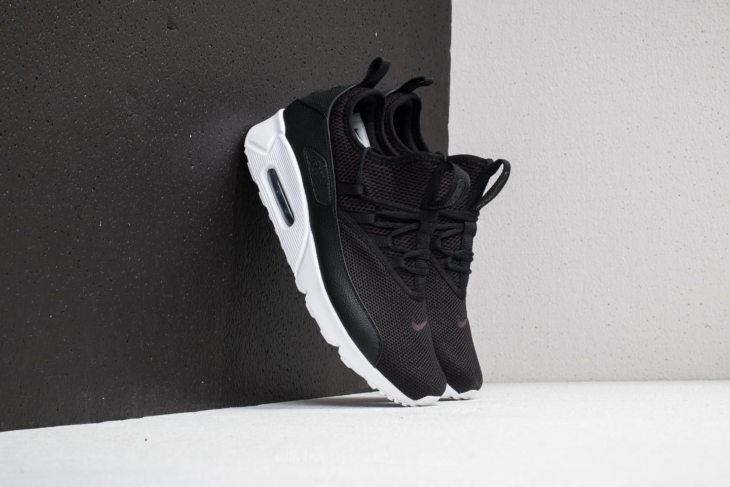 387fee56f7 Nike Air Max 90 EZ Black/ Black/ White | Footshop