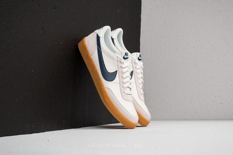 profesional Renacimiento Pera  Men's shoes Nike Killshot 2 Leather Sail/ Midnight Navy-Gum Yellow |  Footshop