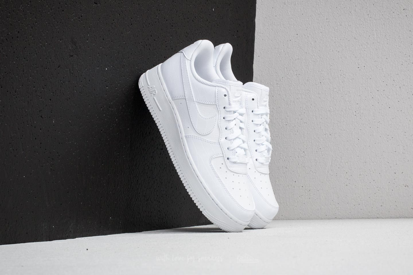 Nike Wmns Air Force 1 '07 Essential White White White
